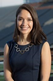 Image for Senior Psychology Major Receives MLK Award , Cazandra Rebollar!